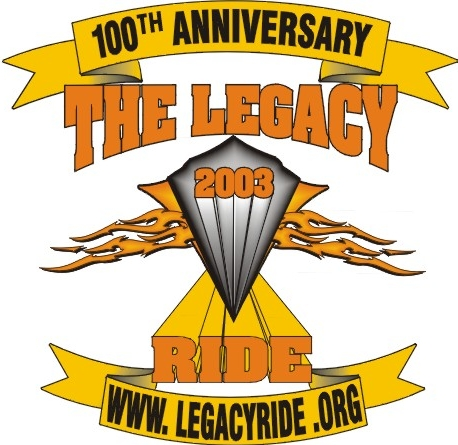 Please Give to MDA on Behalf of The Legacy Ride